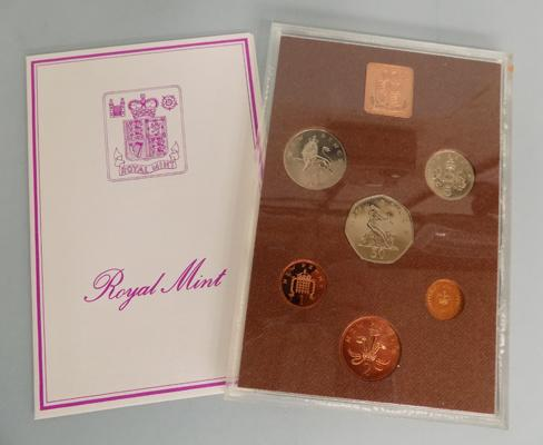1974 Proof coin set