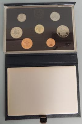 1987 Proof coin set