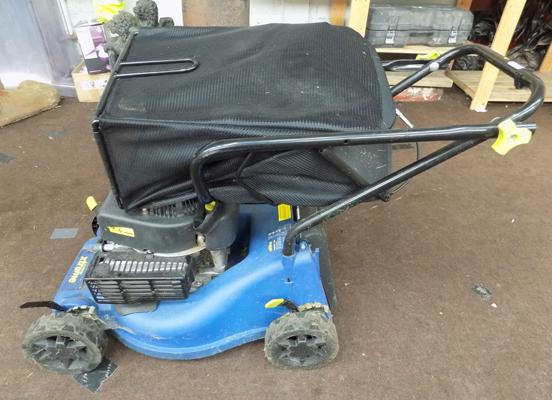 Challenge xtreme lawnmower w/o