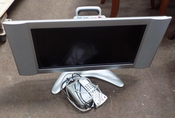 Portable TV W/O with remote