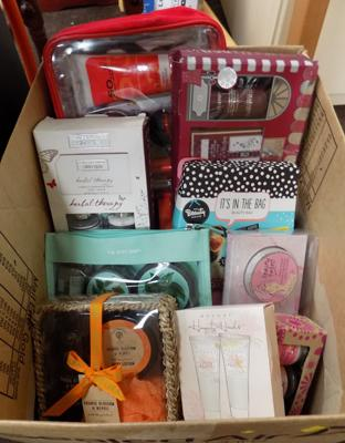 Box of new gift sets