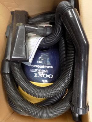 Morphy Richards hoover in box - never used