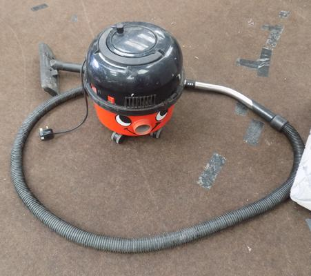 Henry hoover W/O