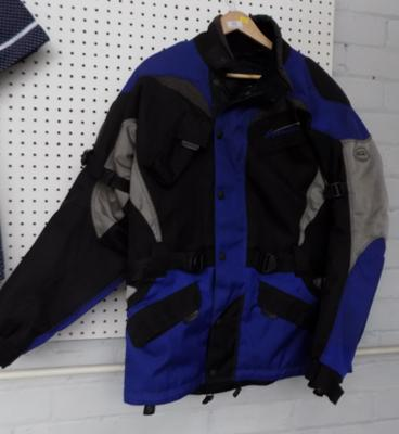 Spada XL motorcycle jacket