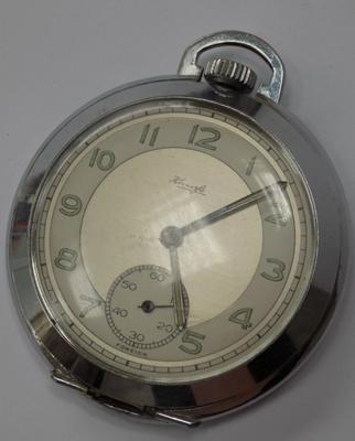 Kienzle pocket watch, W/O