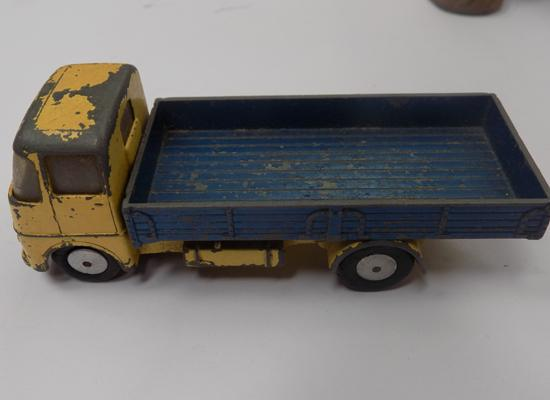 Corgi 1960's ERF flat lorry, No. 446