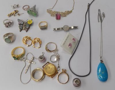 Jewellery - incl gold & silver