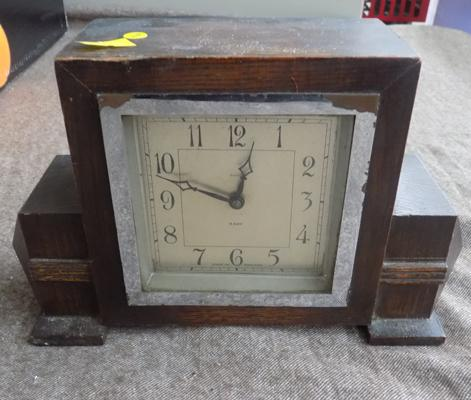 Enfield mantel clock - ticking