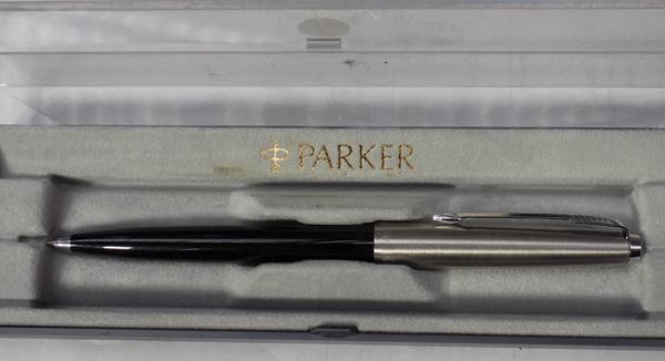 Parker pen, No. 45, working
