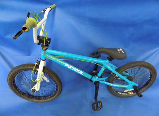 BMX Furness bike