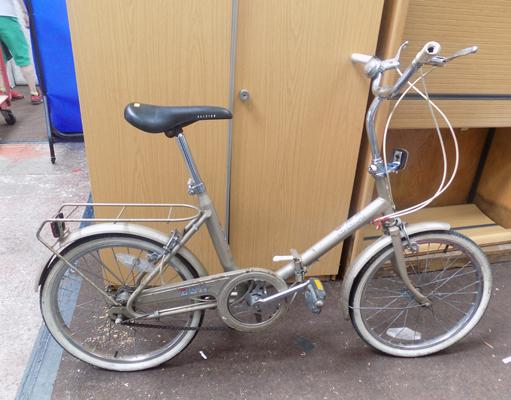 BSA ladies folding bike