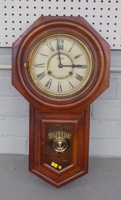 Highland's regulator clock