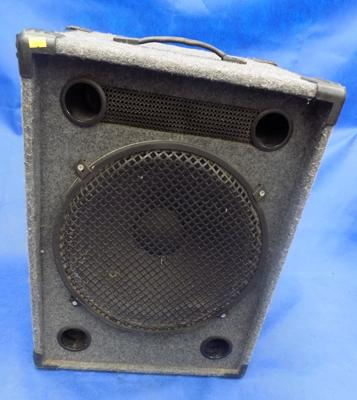 "SHB speaker 15"" black widow - good working order"