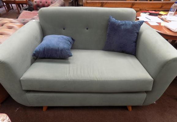 Milan collection brand new retro sofa