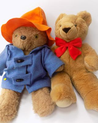 Vintage Paddington, House of Fraser bear
