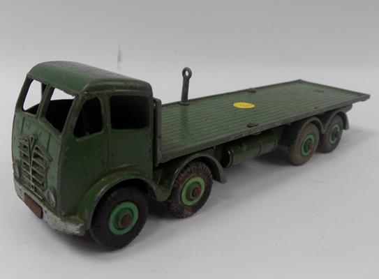 1950's Dinky Supertoys Foden flat lorry, No. 905