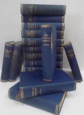 Set of 16 Dickens books