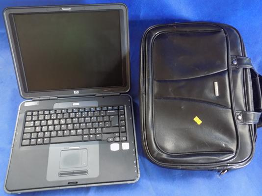 HP laptop-all clear ready for use but needs charger