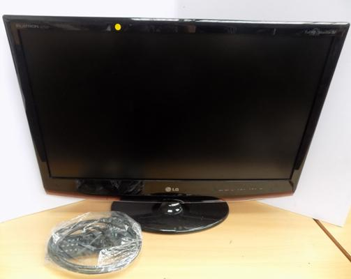LG TV with freeview approx 27""