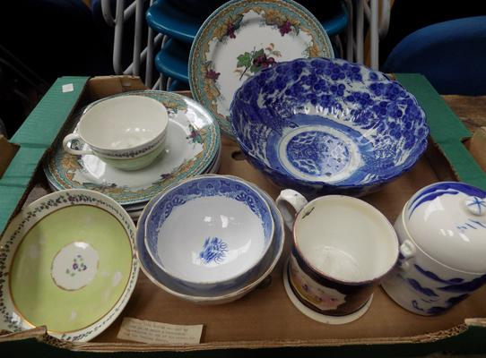 Large selection of antique pottery, with vintage & antique pieces
