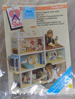 Sindy's Super Home, complete in box