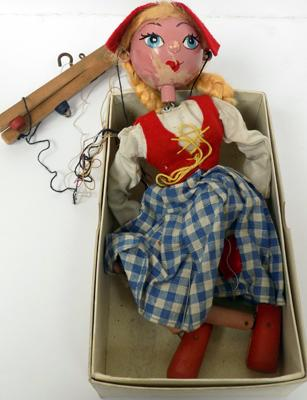 Vintage early Pelham puppet