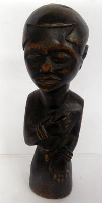 Vintage African fertility doll