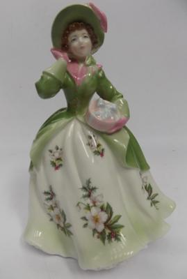Royal Worcester Sweet Holly-good condition