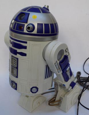 Star Wars Animatonic R2D2 telephone - W/O