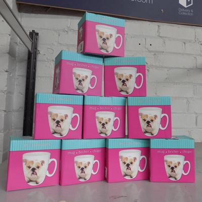 10 new Bulldog cups