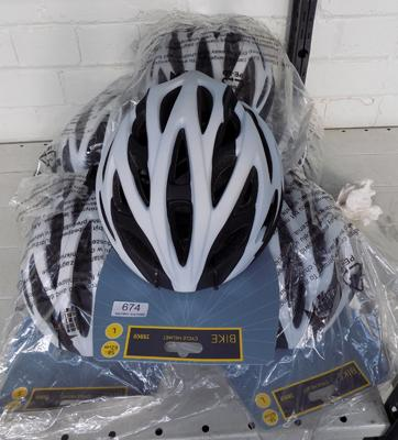 6 new cycle helmets