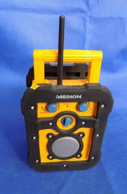 Median site radio - W/O