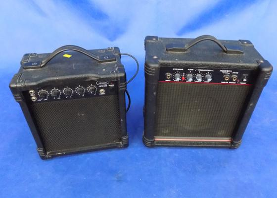 2x Amps-Meridian stage pro AK15G + 1 other