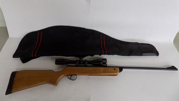 BSA 22 air rifle, Meteor