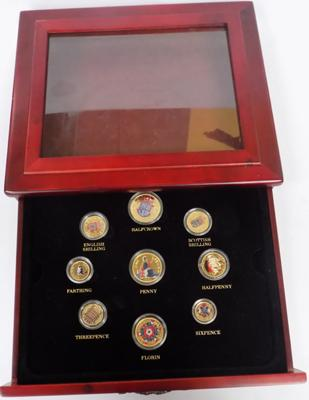 Uncirculated coin set