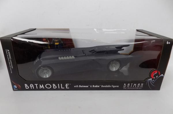 A Batmobile - packaged as new