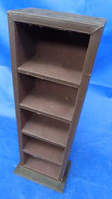 Small CD or book rack