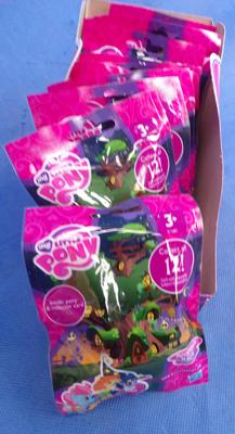 10x My Little Pony blind bags