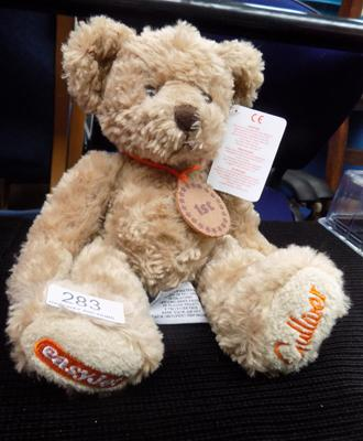 Gulliver Teddy Bear - Easy Jet