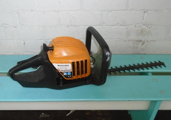 McCullock hedge trimmer - W/O