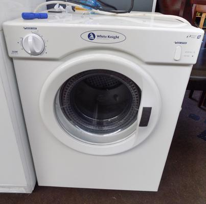 3kg White Knight dryer - W/O