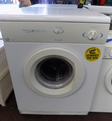 6kg White Knight dryer - W/O