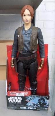 20 inch FGH Erso Rogue One figure