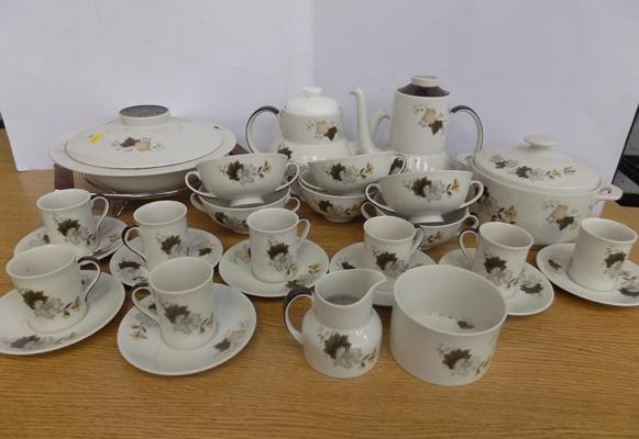 Royal Doulton tea and coffee set