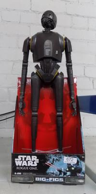 20 inch K250 Rogue One figure
