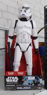20 inch Stormtrooper Rogue One figure