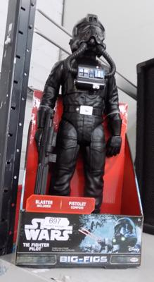 20inch Tie Fighter Pilot Rogue One figure