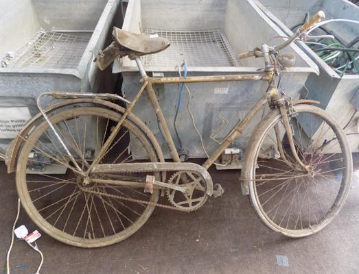 Vintage KTM bike for parts or restoration