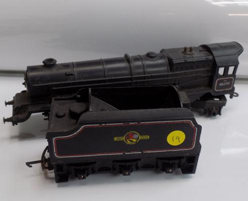 00 Gauge loco & tender-Princess Victoria