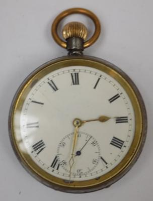 Antique gents pocket watch